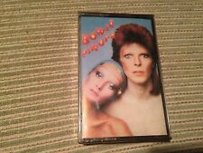 DAVID BOWIE SPANISH CASSETTE TAPE SPAIN PINUPS REISSUE 1990 SEALED