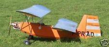 EC-3 Pouplume Croses Airplane Desk Wood Model Big New