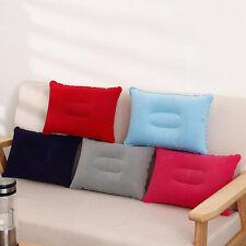 Im Freienreise Faltendes Luft Aufblasbares Kissen  Kissen Für Bürofläche Flockt
