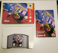 Extreme G CIB Nintendo 64 N64 Game Authentic *Tested & Working*
