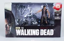 Daryl Dixon & Chopper Deluxe Box Set The Walking Dead McFarlane