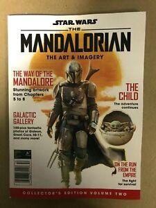 STAR WARS THE MANDALORIAN ART & IMAGERY VOL 2 NEWSSTAND EDITION - GROGU - NEW