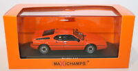 Maxichamps 1/43 Scale Diecast 940 025020 - BMW M1 1979 - Orange