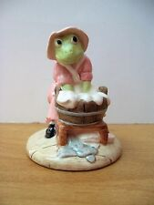 Royal Doulton Beswick Wind In The Willows Washerwoman Toad Limited Edition