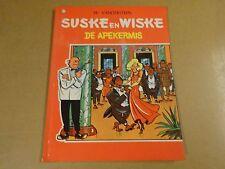 STRIP 2° DRUK VIERKLEURENREEKS 1967 / SUSKE EN WISKE N° 77
