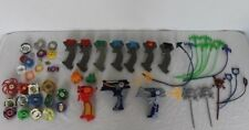 Beyblade Lot Ripcords Launchers Grips EZ Shooters Parts Pieces Takara