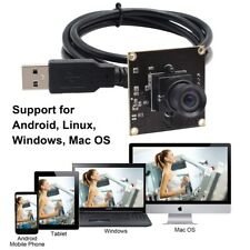 ELP No distortion USB Camera 260fps 640X360/120fps 720P/60fps 1080P Mini Webcam