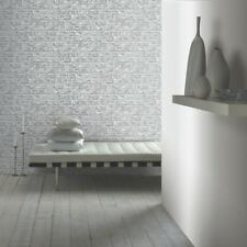 Arthouse Rustic Brick Grey Wallpaper 889606 papel tapiz