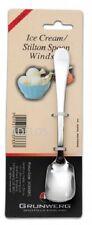Windsor GELATO/Stilton Cucchiaio Set di 2 da Grunwerg Acciaio Inossidabile