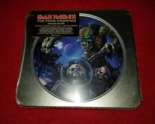 The  Final Frontier by Iron Maiden CD, Sony Music Distribution (USA) PROMO RARE