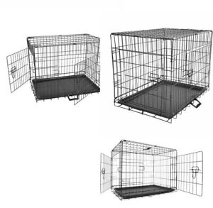Pet or Dog crate or cage foldable travel