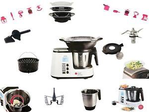 Monsieur Cuisine Édition Plus Cuiseur Multi Bouillir Mixeur Robot de SKMK1200 A
