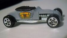 LOOSE 2007 Hot Wheels MYSTERY CARS * TRACK T * GRAY Mc CLONES RODS AND CUSTOM
