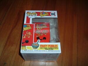 FUNKO POP! FRUITY PEBBLES #108~ MINT~ AD ICONS SERIES~