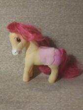 Strawberry Shortcake Sugar Sweet Ponies, Pony, Horse, Scented, w/Saddle