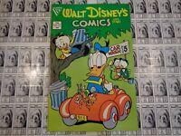 Walt Disney's Comics and Stories (1940) Gladstone - #514, Donald & Mickey, FN/VF
