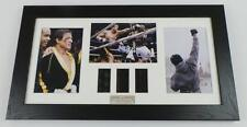 ROCKY Film Cells BALBOA SYLVESTER STALLONE Movie Memorabilia Large Display GIFTS