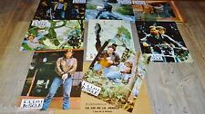 LA LOI DE LA JUNGLE !   jeu photos cinema lobby cards fantastique