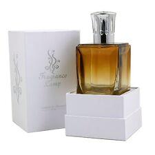Ashleigh & Burwood Obsidian Two Tone Modern Glass Amber & Clear Fragrance Lamp
