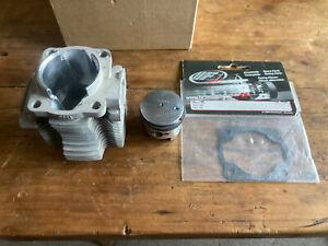 4 Hole Cylinder Set Zenoah 23cc G230 G240 32mm Piston & Ring Cylinder Engine kit