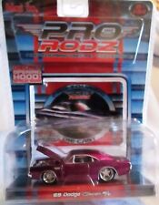 2006 MaiSto PRO RODZ Pro-Touring Die-Cast Collection '69 Dodge Charger R-T