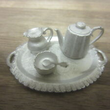 Dolls House Accessories  1/12 scale  Early 20th Century Tea Set   DH030