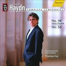 Symphonies Nos 48 56 V.12, New Music