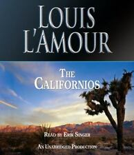 The Californios by Louis L'Amour (2012, CD, Unabridged)
