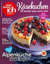 Meine Familie & ich Zeitschrift 10/2020*Käsekuchen so lecker wie nie*NEU*