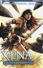 Xena Warrior Princess #1 (NM)`16 Valentine/ Medel