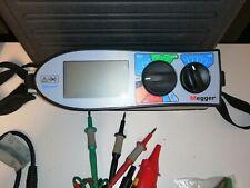 MEGGER MFT1553 Bluetooth Multi Function Test Meter & SPI Probe