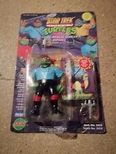 TMNT Teenage Mutant Ninja Turtles STAR TREK Medic Officer RAPH Action Figure MOC