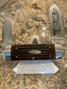 Case XX 6250 Elephant Toe Pocket Knife