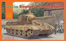 Dragon 75581/72 King Tiger Henschel