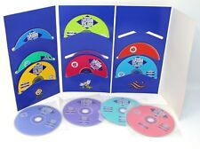 NOVA DEVELOPMENT Art Explosion Clip Art IMAGES CD-ROM Portfolio 12 Discs Mac