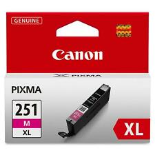 Canon Extra-Large Ink Cartridge Magenta CLI251XLM