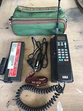 Vintage OKI UM9038 Portable Bag Car Phone
