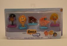 Emoji Movie Collectible Figure Set