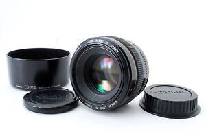 【Near MINT 】 Canon EF 50mm F/1.4 USM Telephoto Lens for Canon Japan 1571