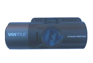 Vantrue N4 3 Channel Dash Cam Front, Inside and Rear Triple Lens IR Night Vision