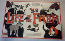 We-R-Fun's LIFE ON THE FARM board game--fun and educational!
