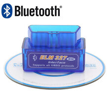 ELM327 V1.5 Bluetooth For Android/Torque Super Diagnostic Code Reader Sp