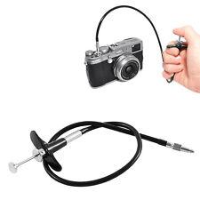 "Camera Locking Shutter Cable Release 16"" inch  HOT Sperren Kamera-Auslöser"