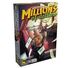 Matagot SAS MATSMID1Millions Of Dollars Families Strategy Game