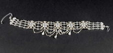 Necklace by Elysian Creations Stunning Crystal And Diamante Choker
