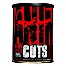 Universal Nutrition Animal Cuts 42 Packs Thermogenic Fat Burner Ripped  Peeled