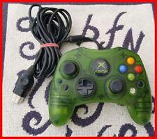 Original XBox Classic Controller / Gamepad / Drücker / Joypad S Small Grün Green
