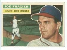 1956 Topps Joe Frazier Cardinals G/B Ex Mint # 141