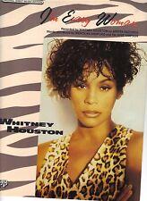 Whitney Houston I'm Every Woman sheet music
