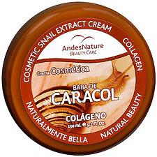 Crème BABA DE CARACOL Extrait D'escargot Anti-âge Anti-acné Vergetures